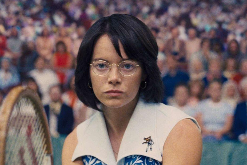 Billie Jean King en 'La batalla de los sexos'