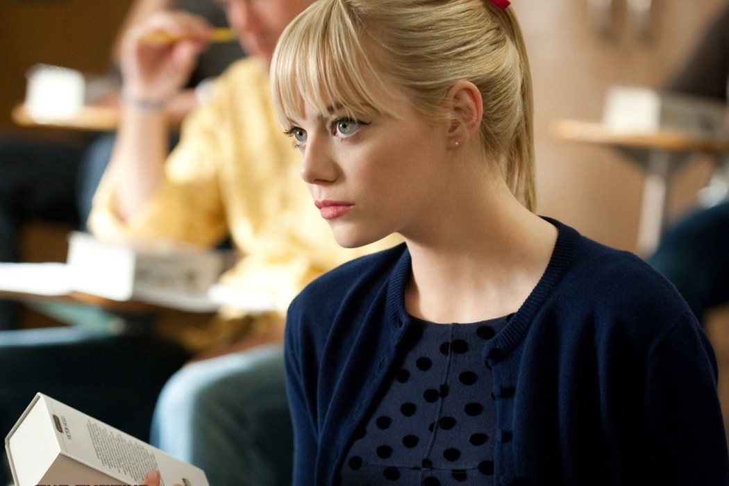 Gwen Stacy en 'The Amazing Spider-Man'