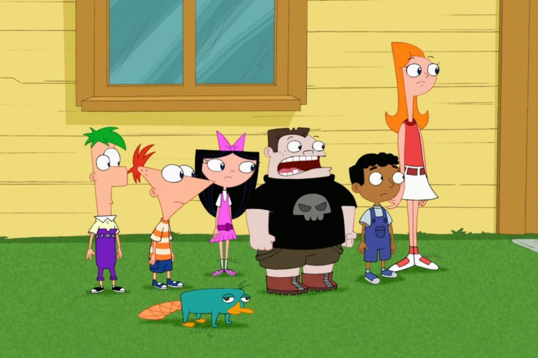 'Phineas y Ferb'