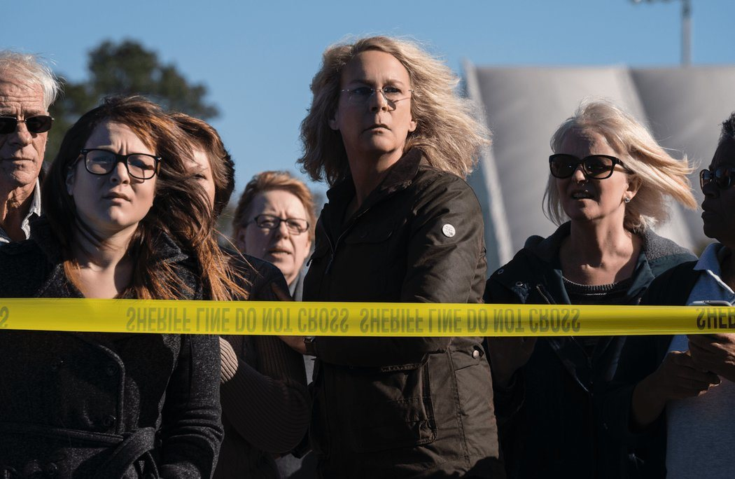 Jamie Lee Curtis como Laurie Strode