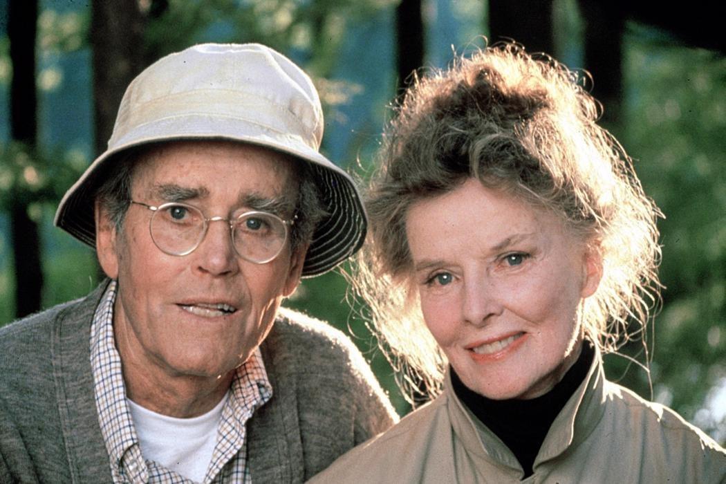 'En el estanque dorado' (1981)