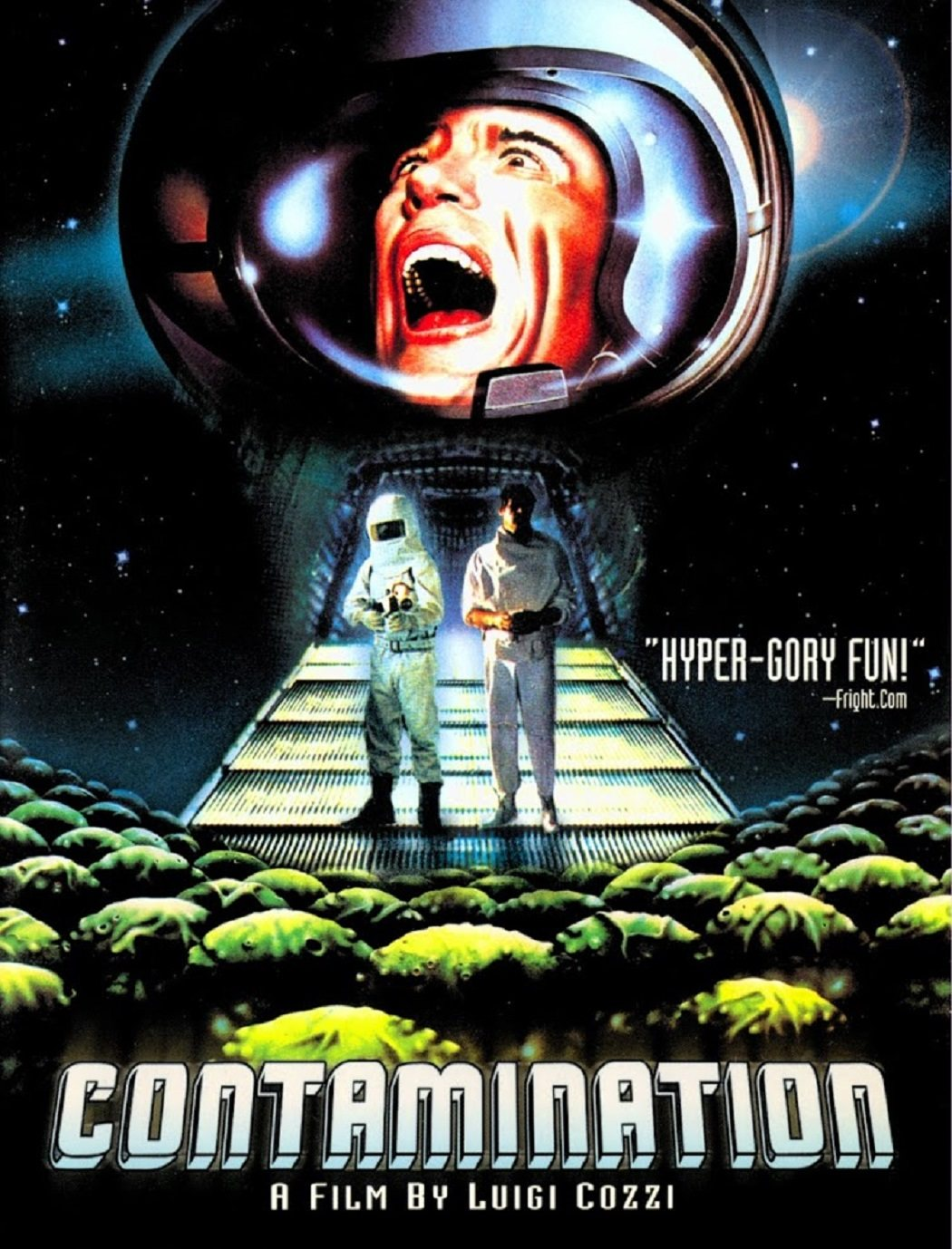 'Contaminación (Alien invade la Tierra)'