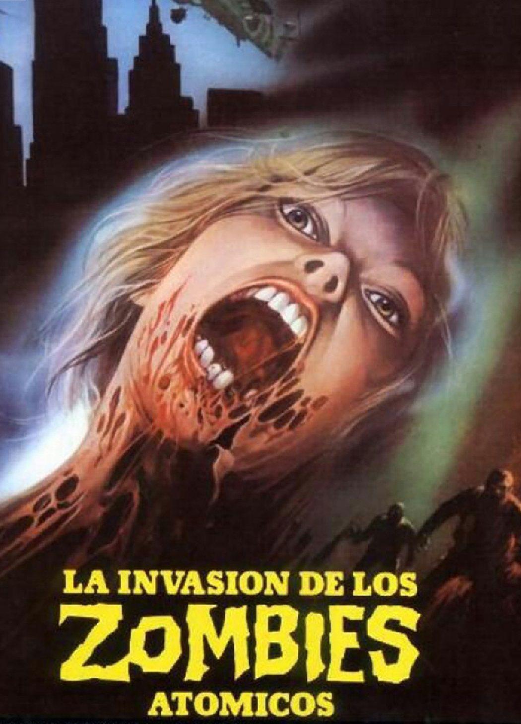 'La invasión de los zombies atómicos'