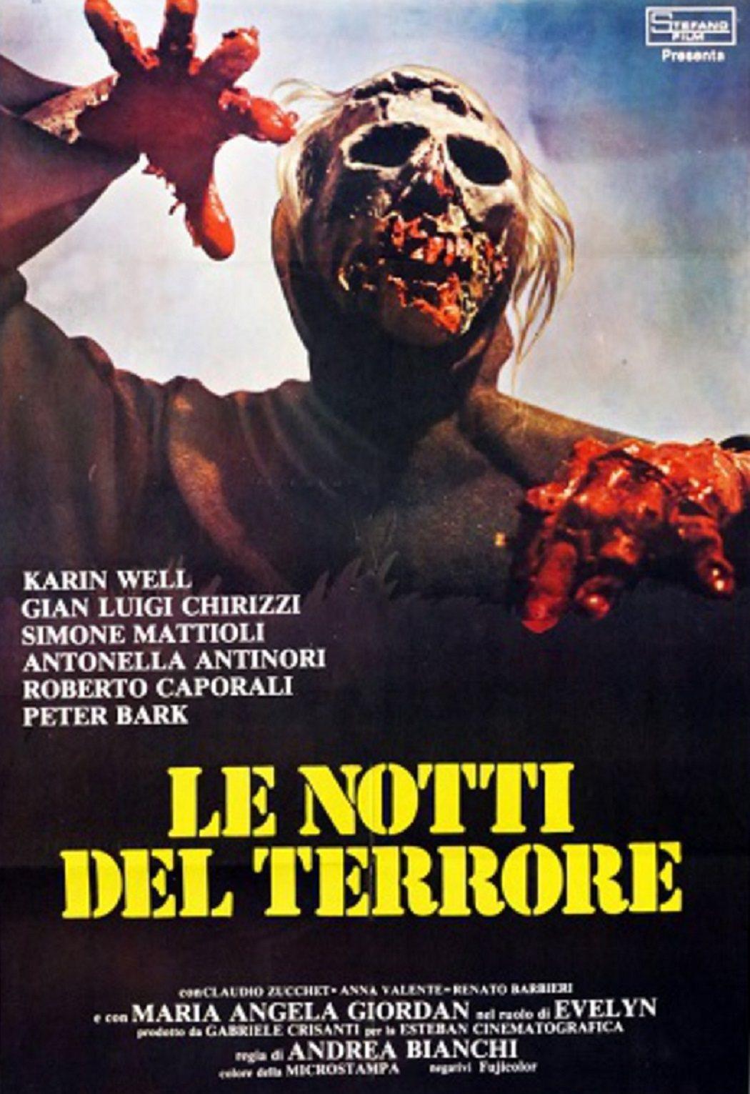 'La noche del terror'