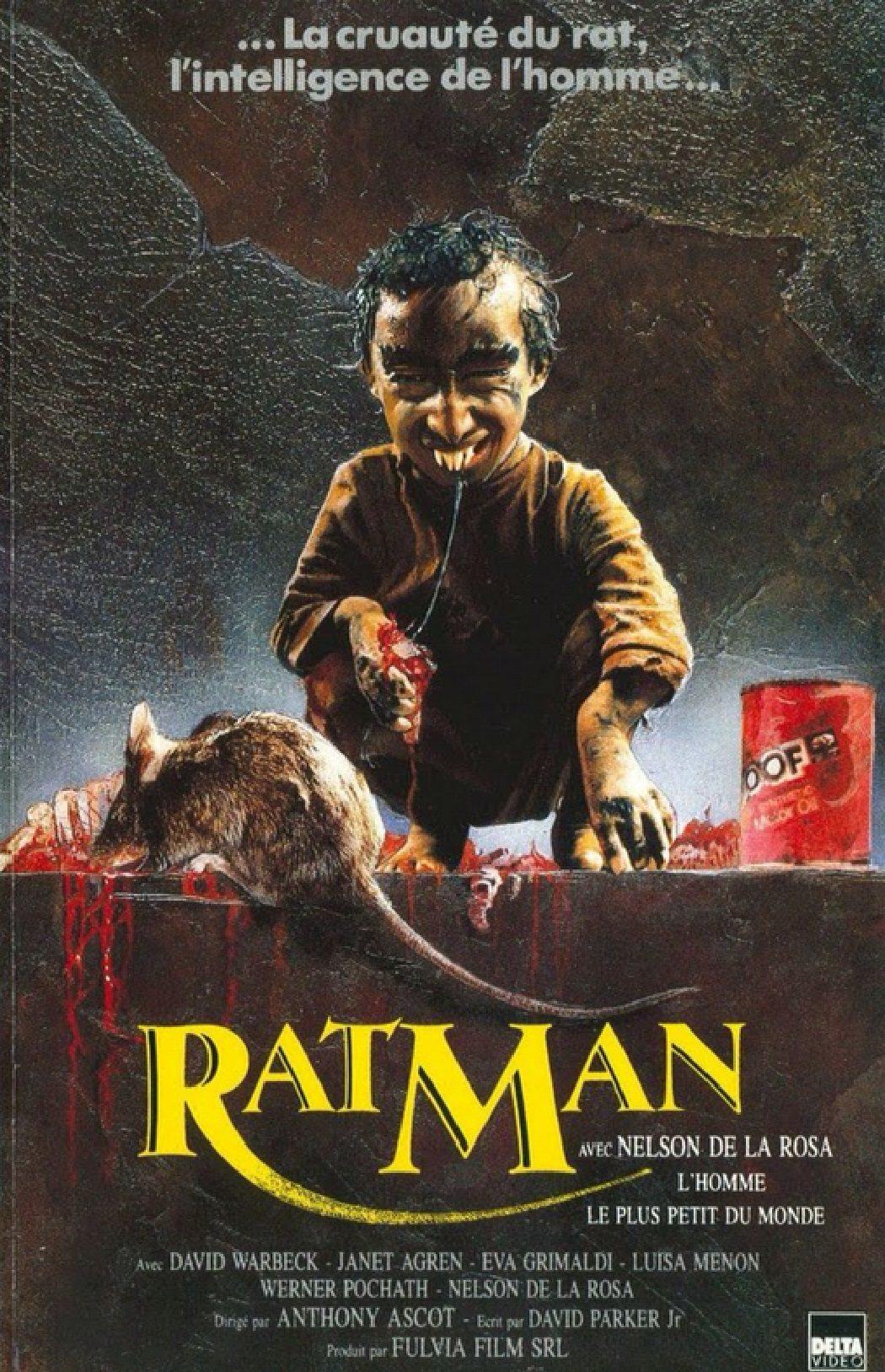'El hombre rata'