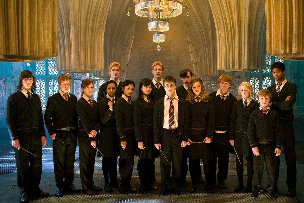 Reclutamiento para el II Ejército de Dumbledore