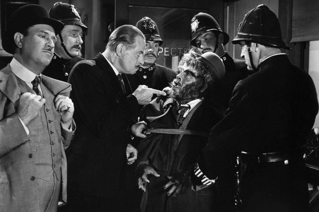 'Abbott y Costello contra los fantasmas'