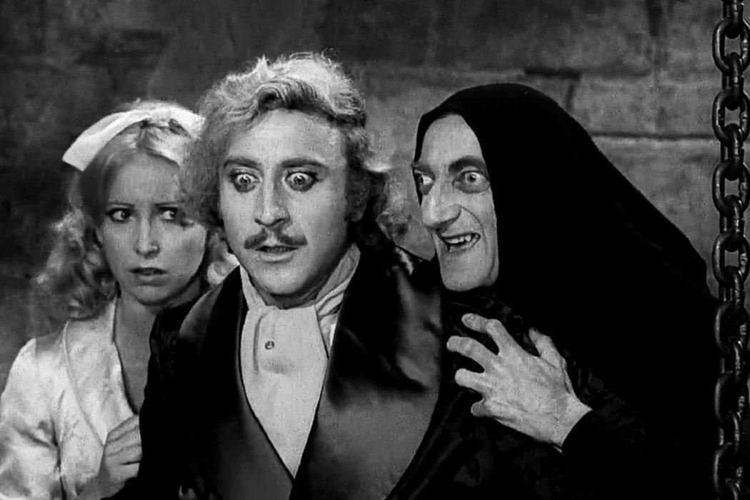 'El jovencito Frankenstein'