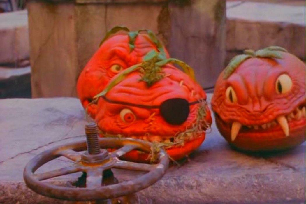 'El ataque de los tomates asesinos'