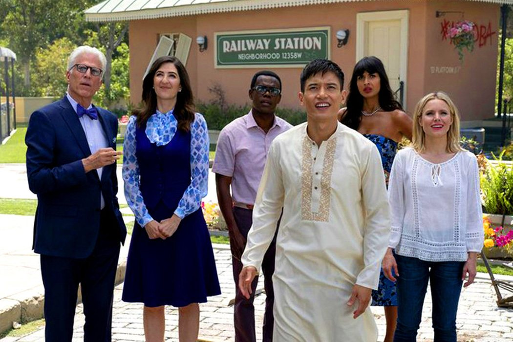 Bola extra: 'The Good Place'