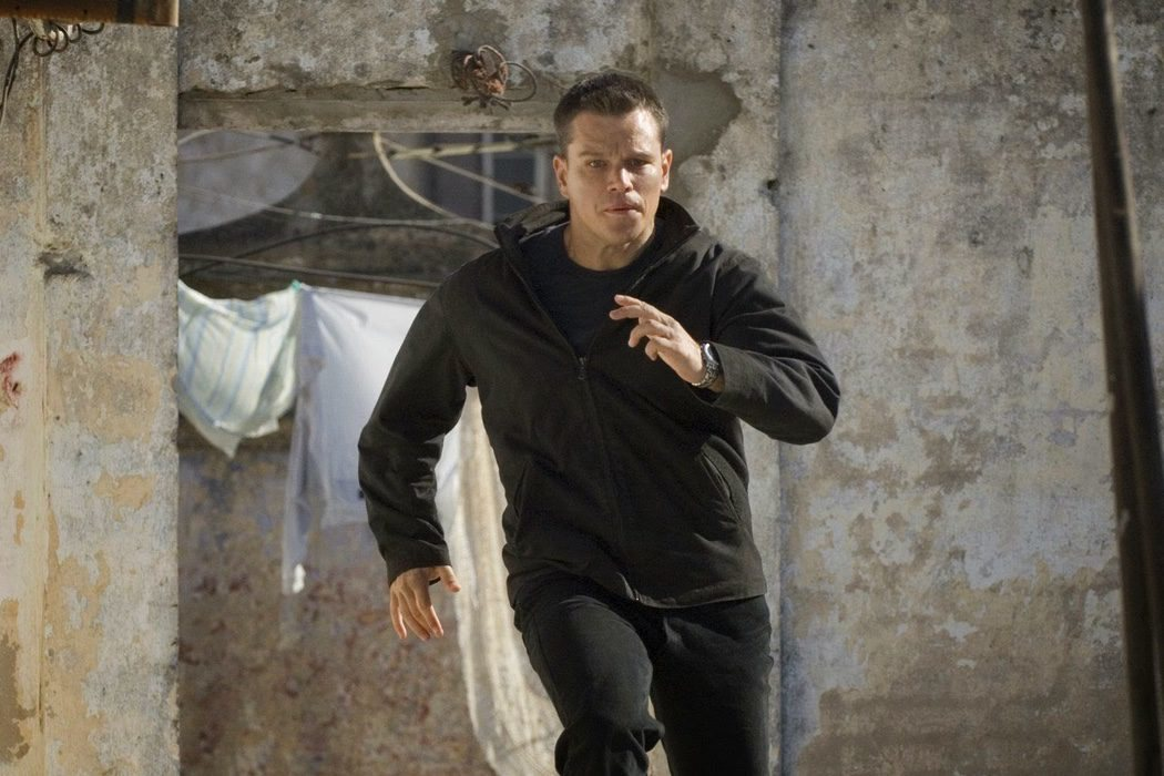 'El ultimátum de Bourne'