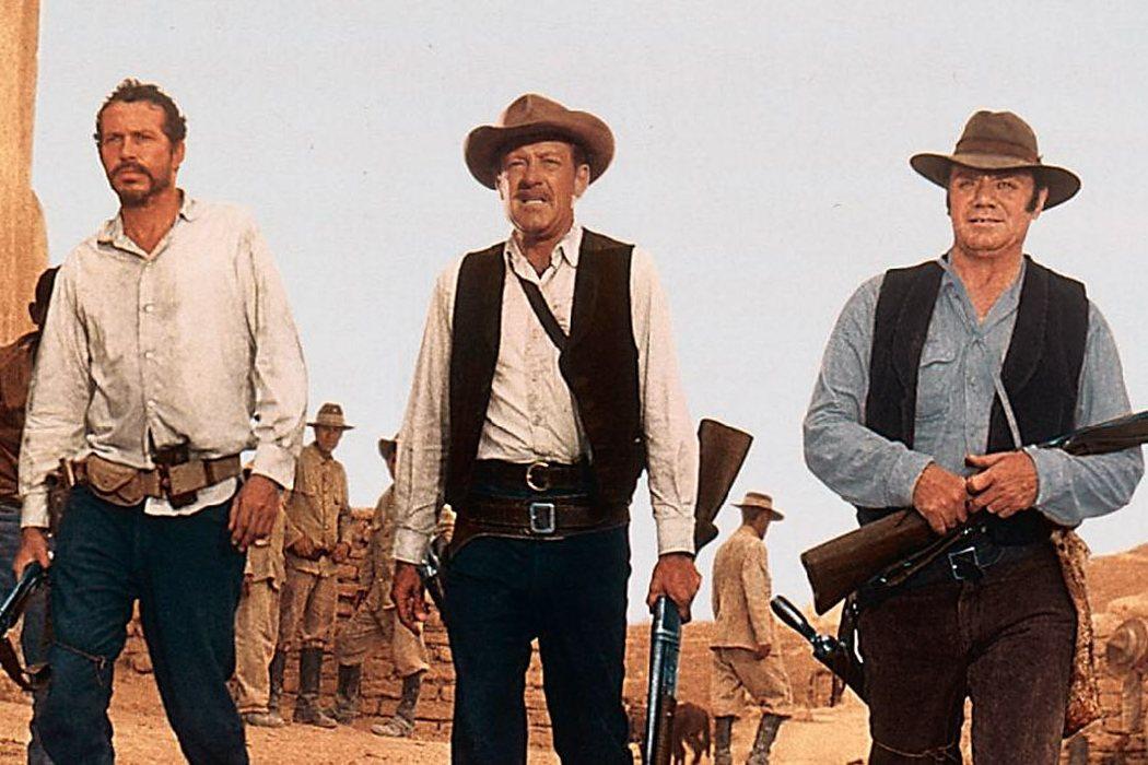 Homenaje en clave western