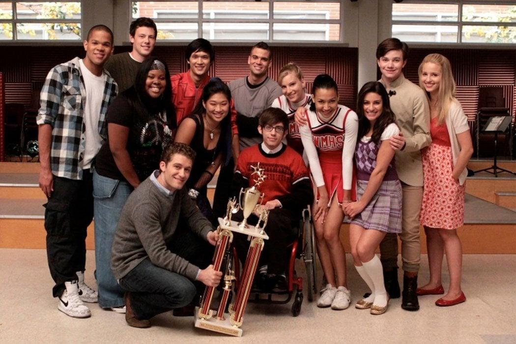 'Glee' fue su continuación natural
