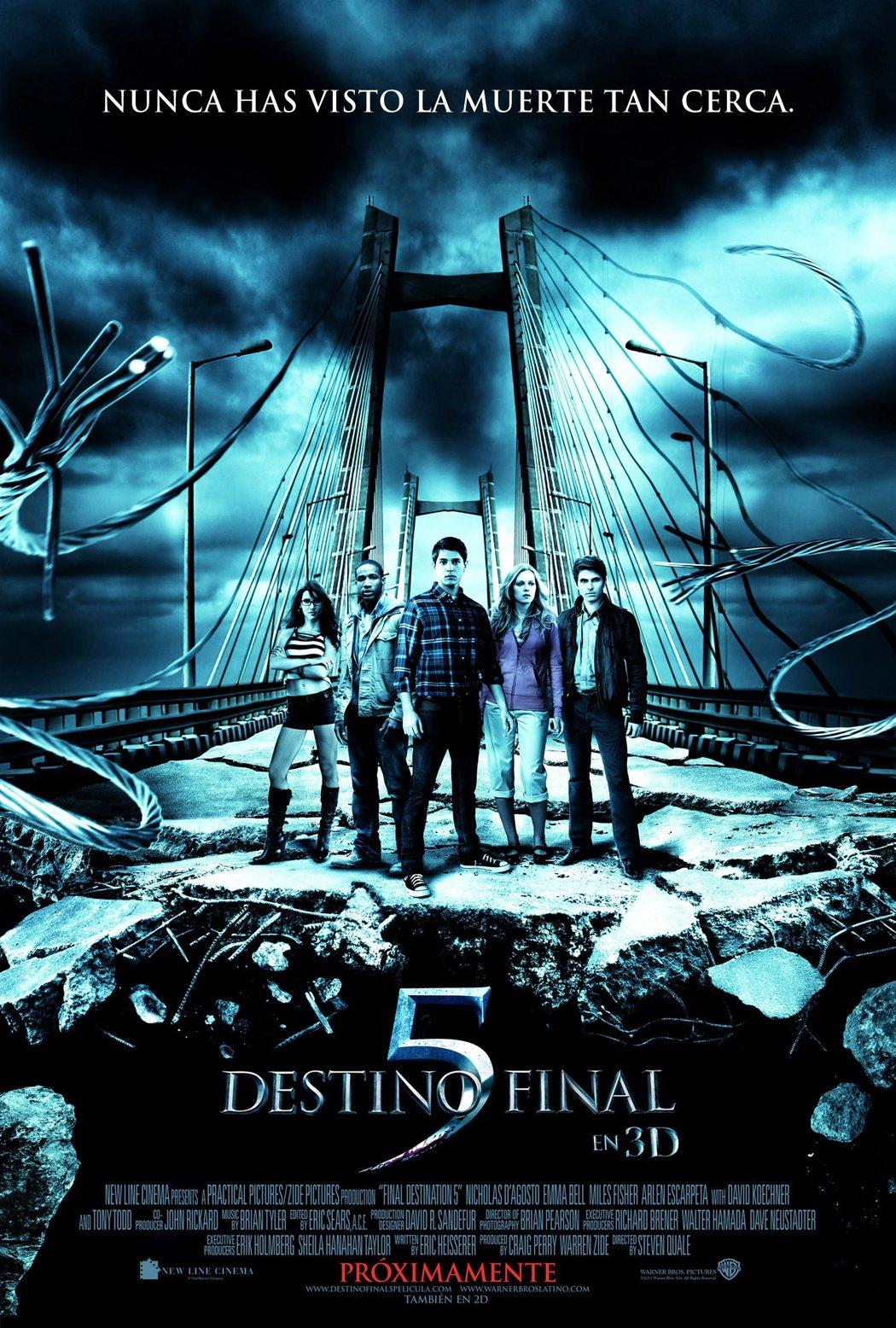 'Destino final 5'