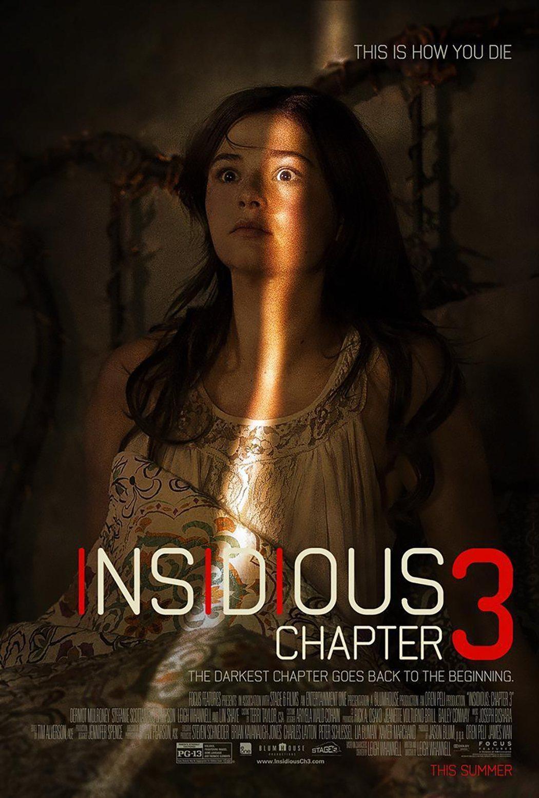 'Insidious: Capítulo 3'