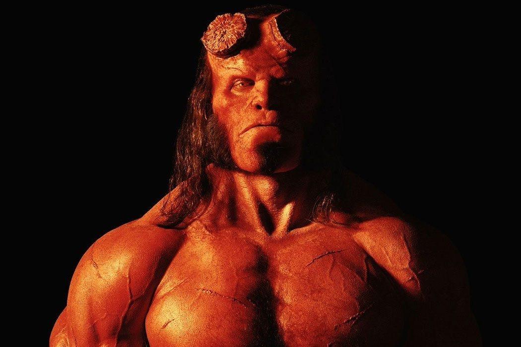 El nuevo Hellboy