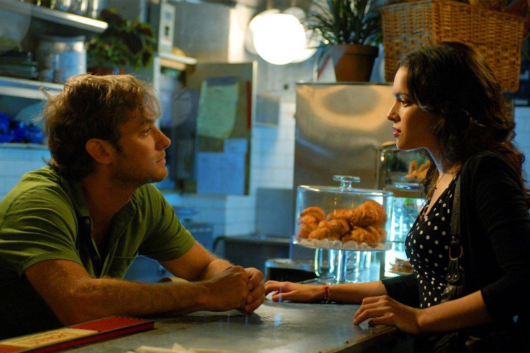 Palacinka Café ('My Blueberry Nights')