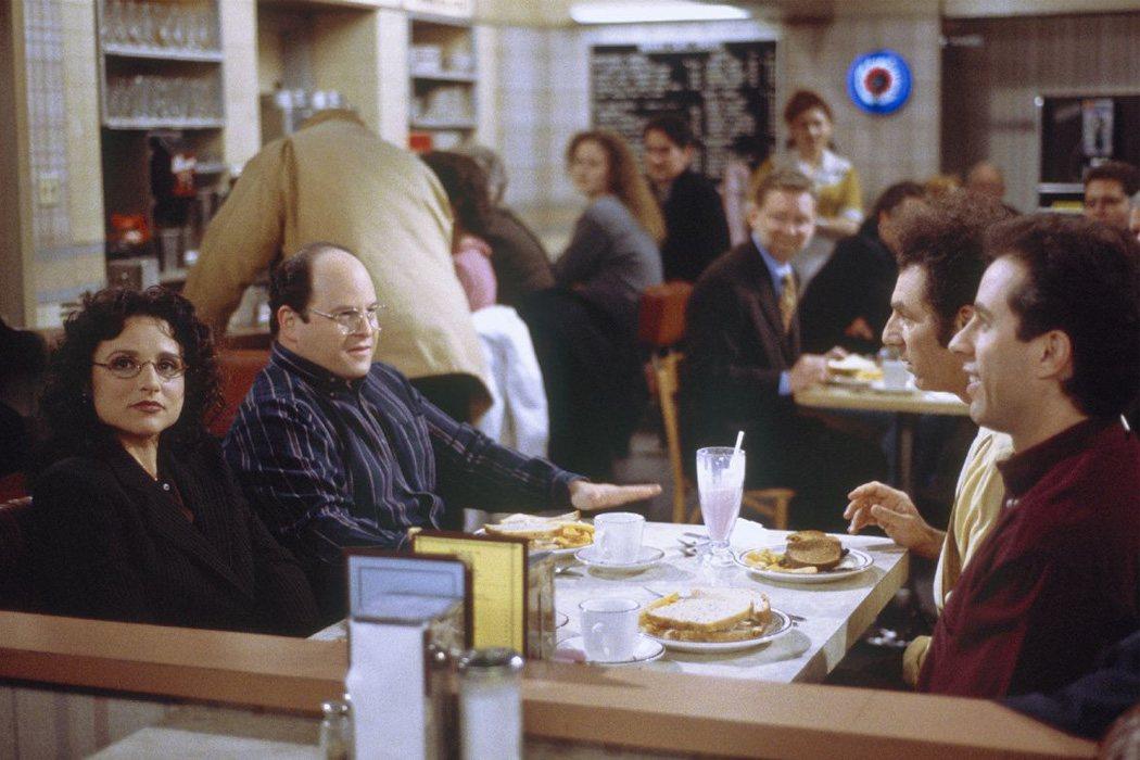 Monk's Café ('Seinfeld')