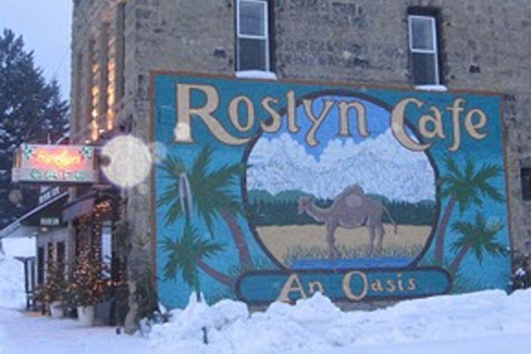 Roslyn Café ('Doctor en Alaska')