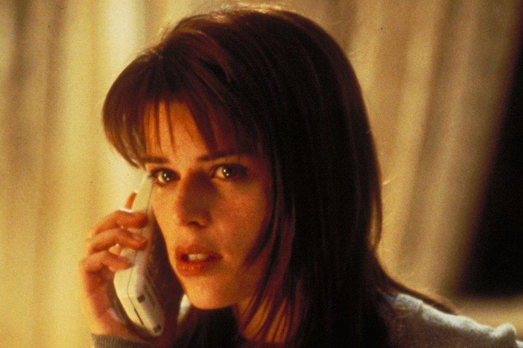 Sidney Prescott en 'Scream. Vigila quién llama'