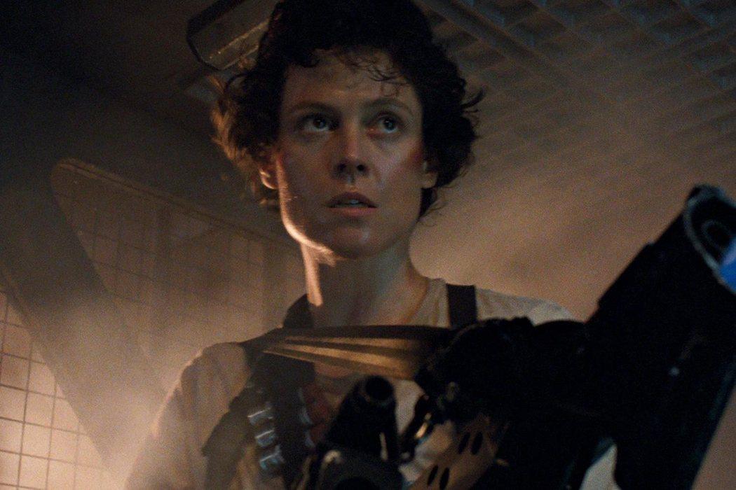 Ellen Ripley en 'Alien, el octavo pasajero'