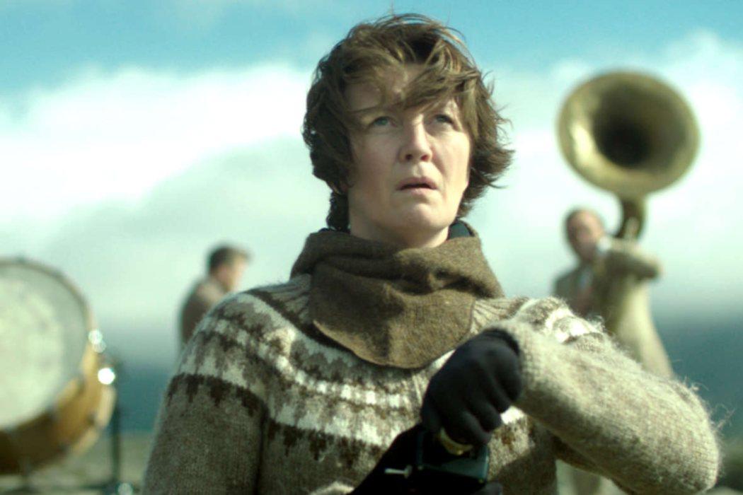 Islandia - 'La mujer de la montaña'