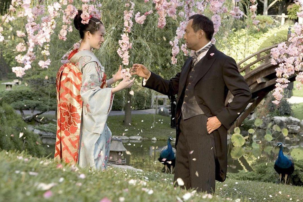 'Memorias de una geisha'