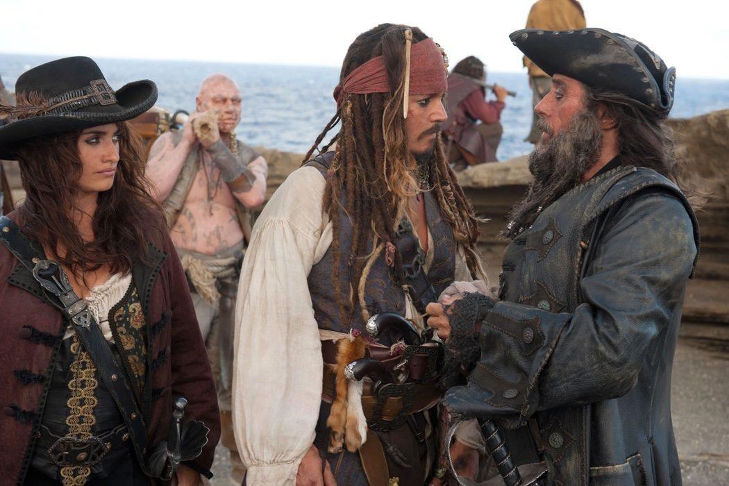 'Piratas del Caribe: En mareas misteriosas'