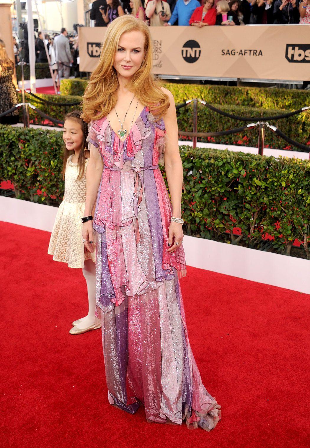 Encantador Vestido De Novia Nicole Kidman Galería - Colección de ...