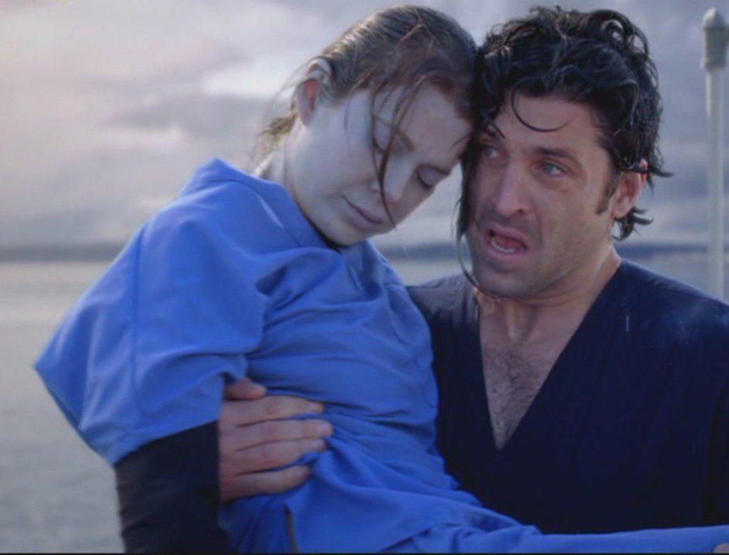Meredith casi se ahoga (Temporada 3)