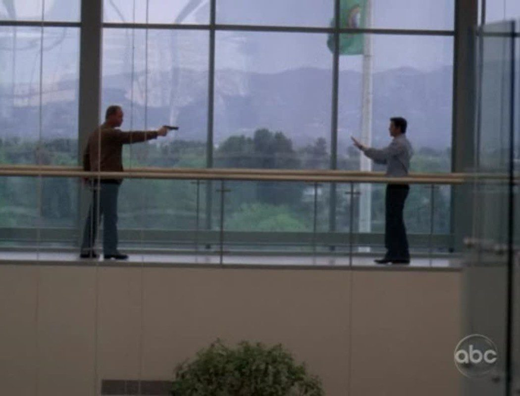 Tiroteo en el Seattle Grace (Temporada 6)