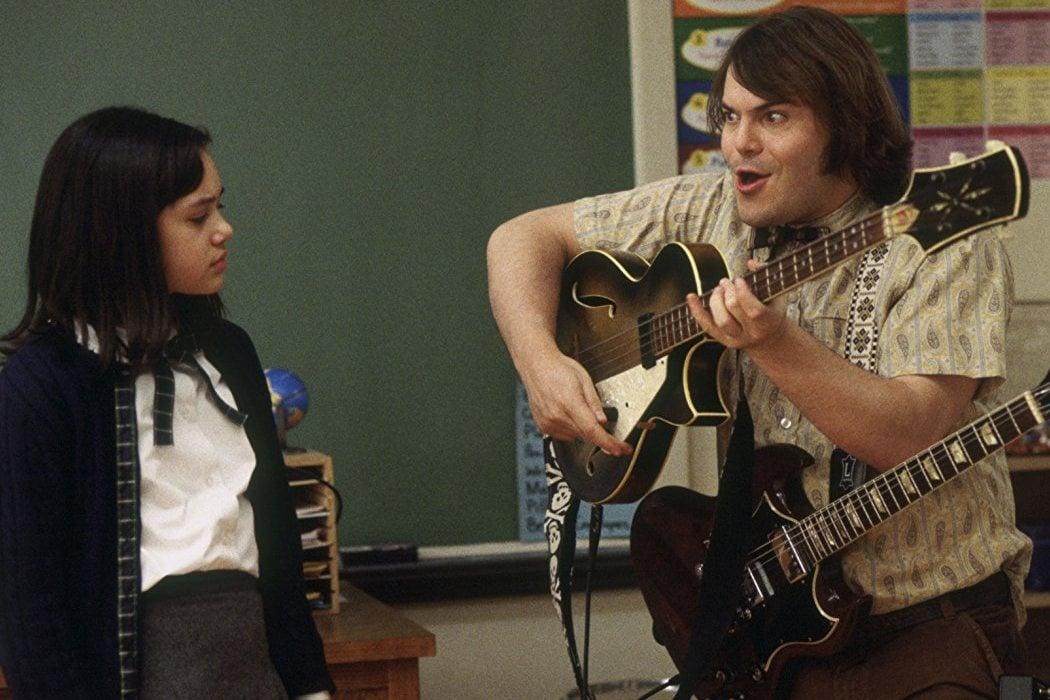 Dewey Finn en 'Escuela de rock'