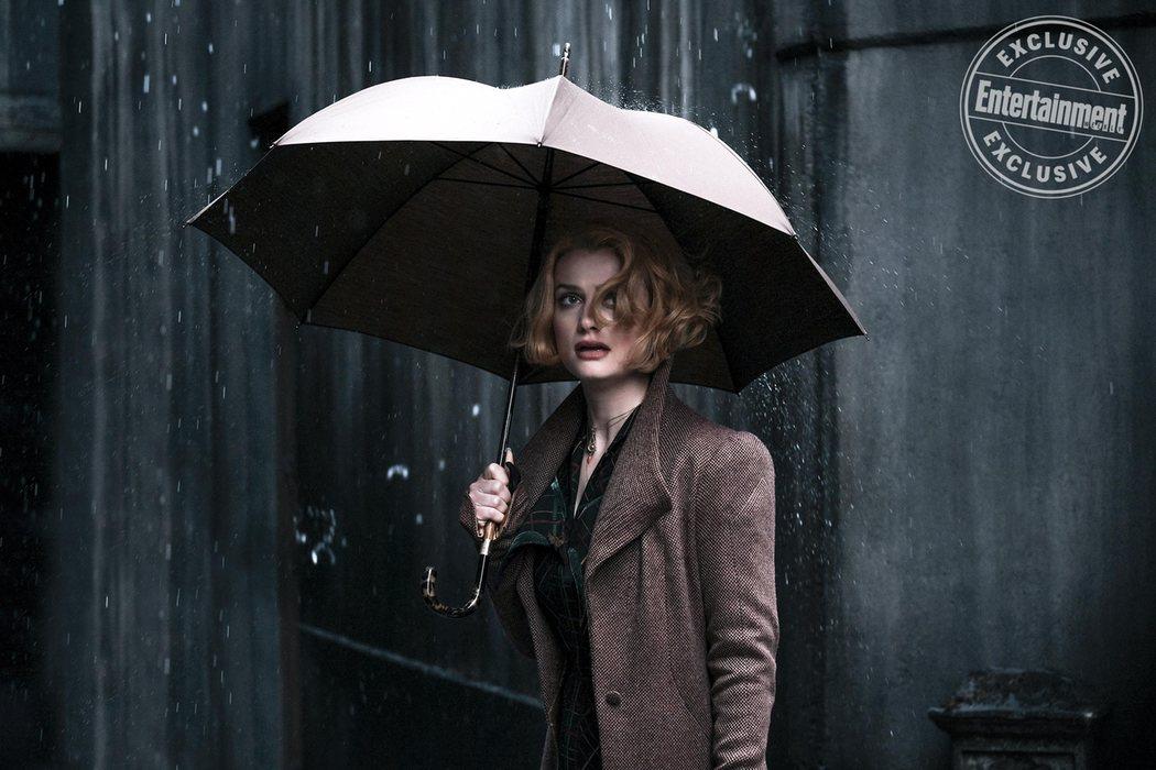 Queenie Goldstein (Alison Sudol) tiene un misterioso propósito en París
