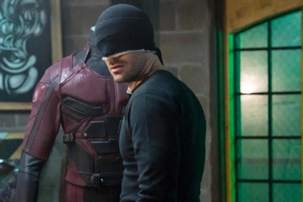 Black suit para el hombre sin miedo