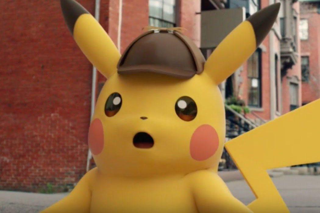 'Pokemon Detective Pikachu'