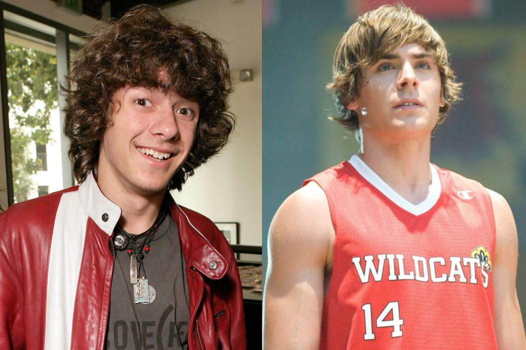 Mathew Underwood pudo ser Troy Bolton