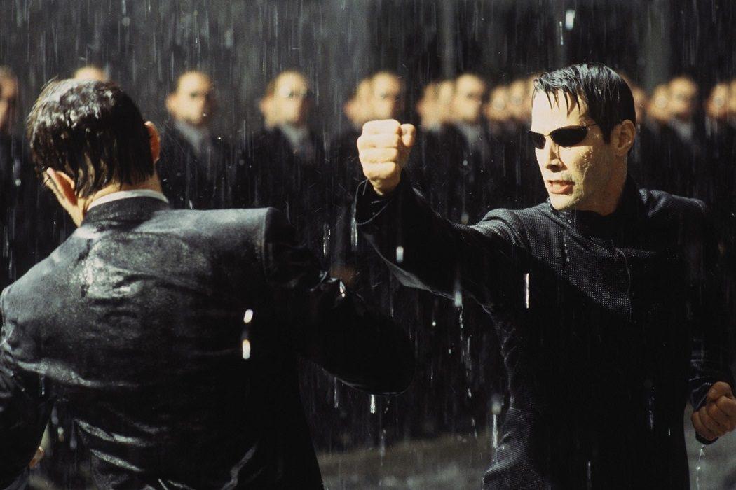 'Matrix Revolutions'