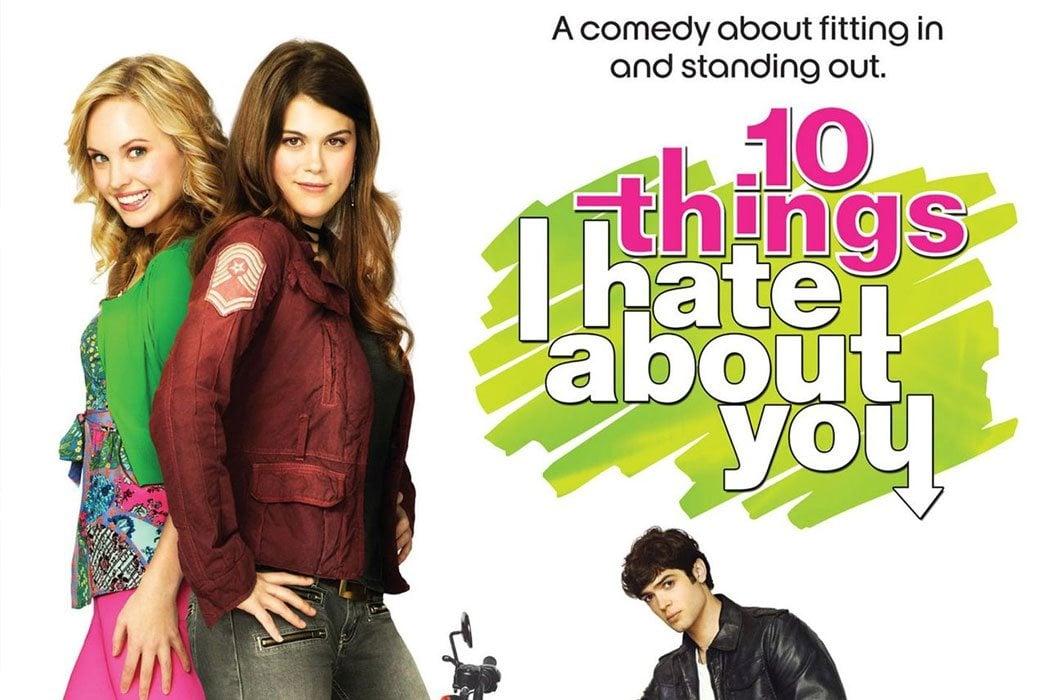 '10 razones para odiarte'