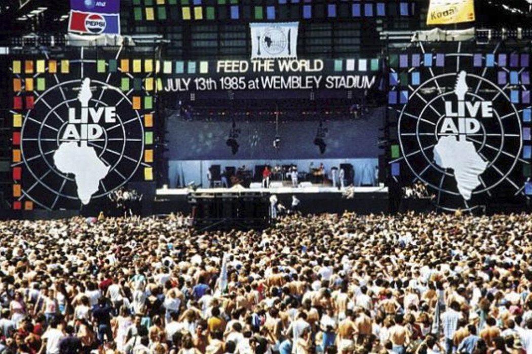 Podrás experimentar Live Aid