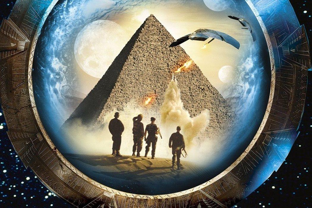 'Stargate: puerta a las estrellas'