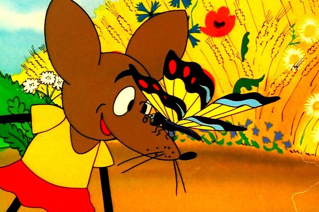 'La ratoncita Tina'