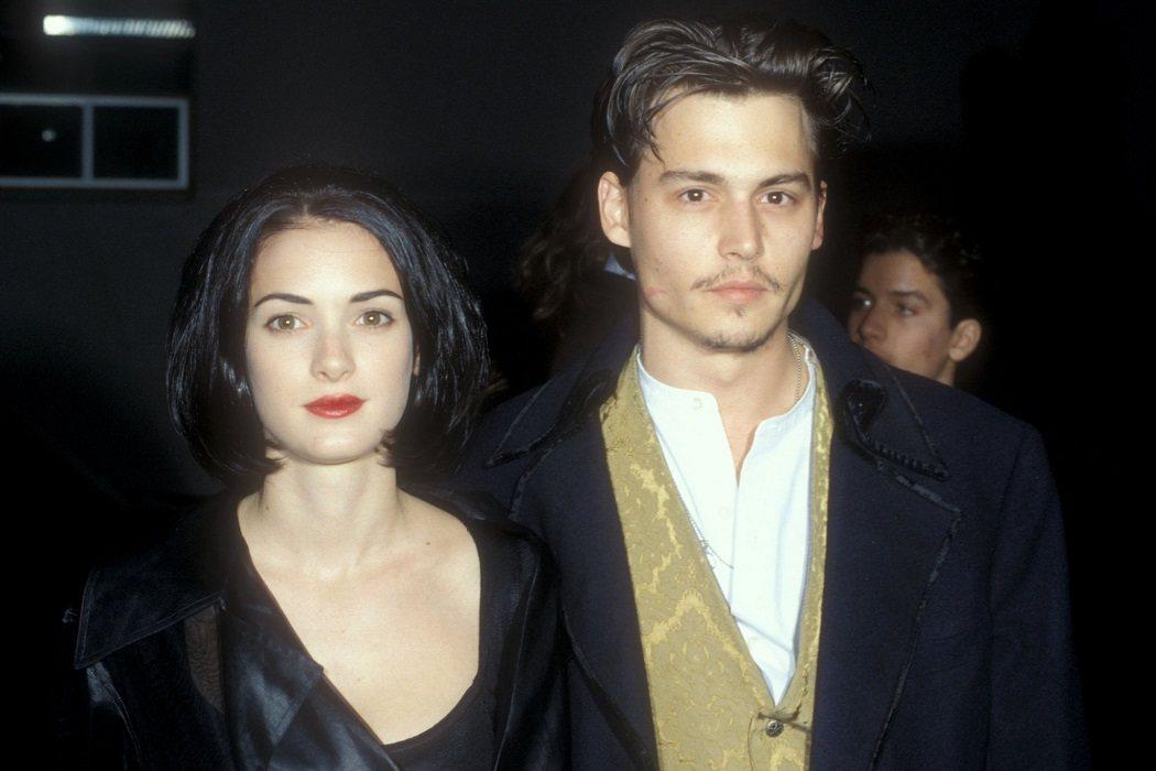 Su relación con Johnny Depp