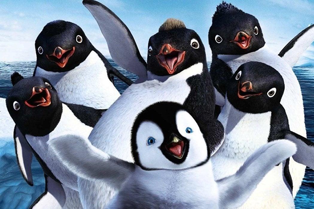 'Happy Feet, rompiendo el hielo'