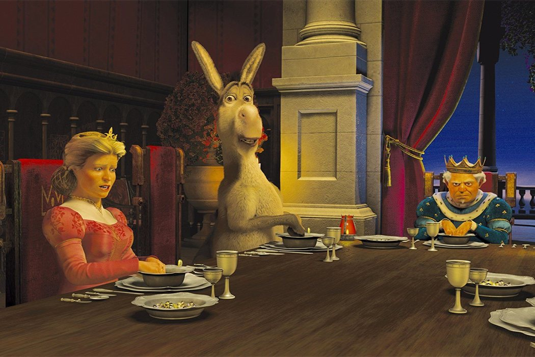 La reina Lillian ('Shrek 2')