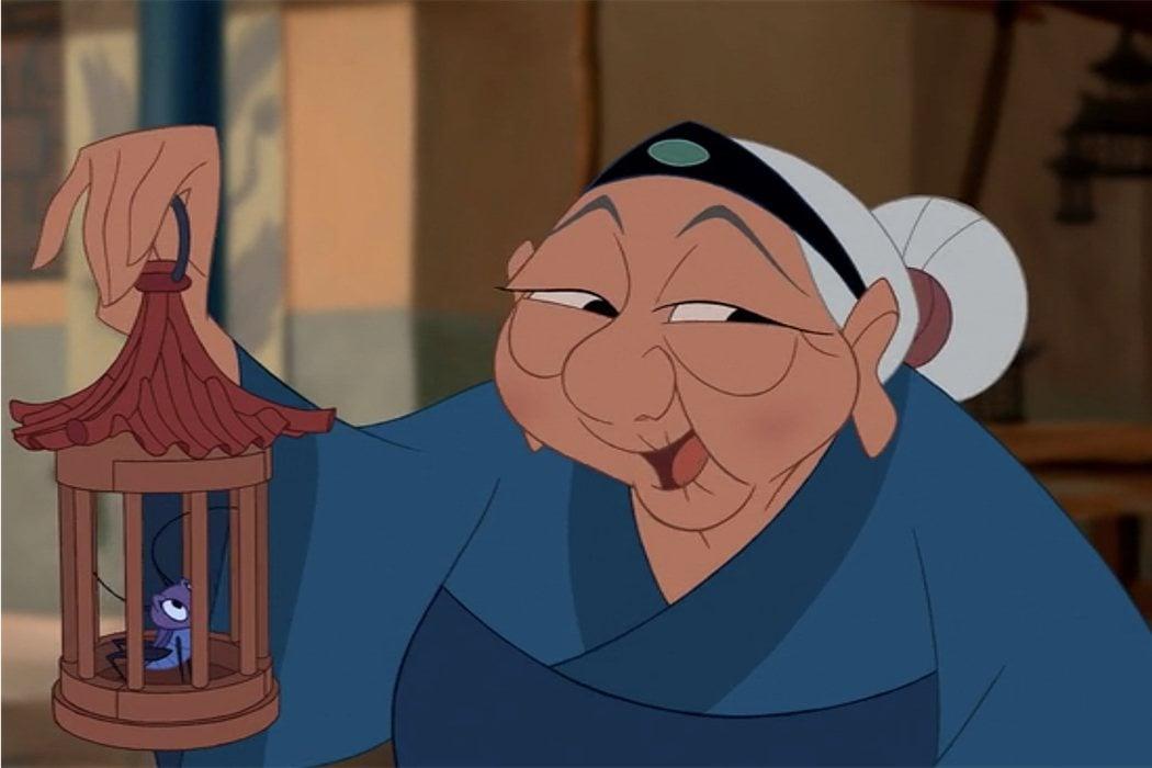 Abuela Fa ('Mulan')