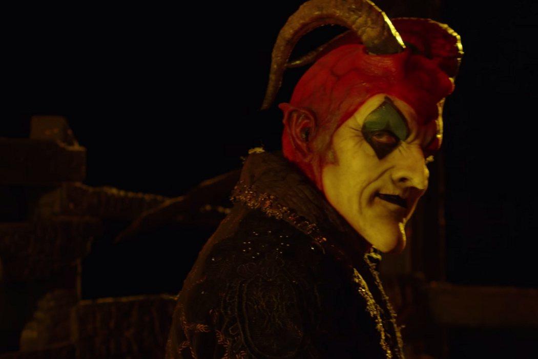 'The Devil's Carnival'