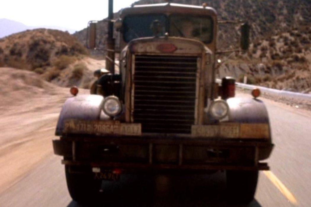 El camión monstruoso
