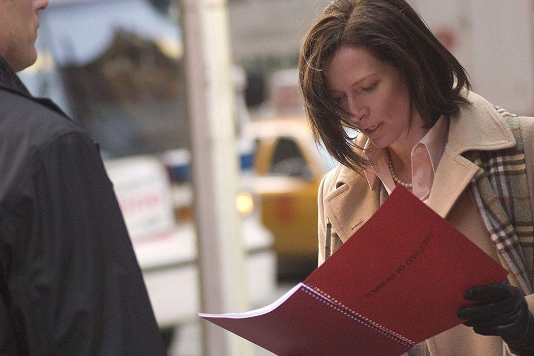 Karen Crowder en 'Michael Clayton'