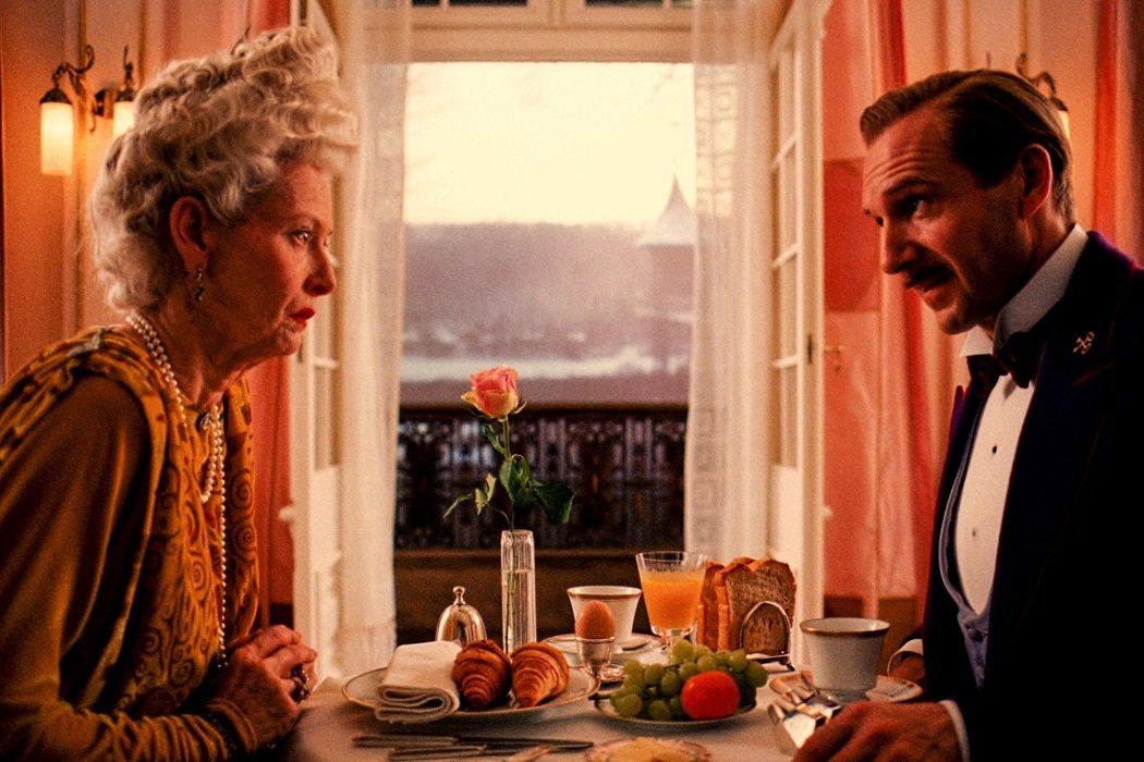 Madame D. en 'El Gran Hotel Budapest'