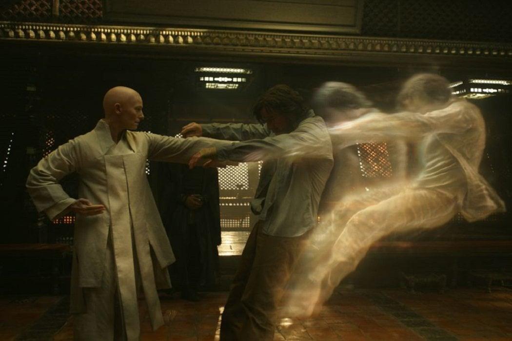 El Anciano en 'Doctor Strange'